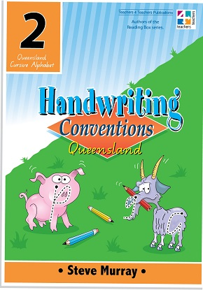 Handwriting Conventions Queensland 2