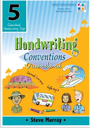 Handwriting Conventions Queensland 5