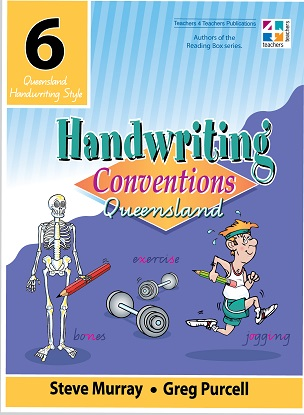 Handwriting Conventions Queensland 6