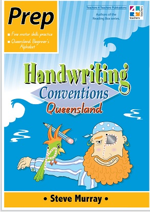 Handwriting-Conventions-QLD-Prep-9780987207180