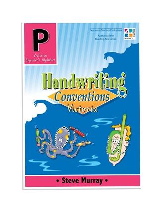 Handwriting Conventions Victoria Prep