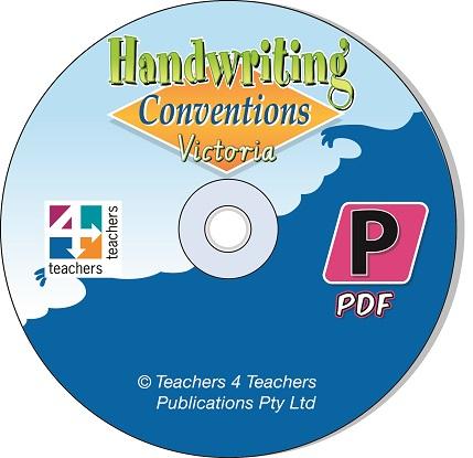 Handwriting-Conventions-Vic-P-CD-9780987127051
