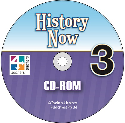History Now:  3 - [PDF on CD]