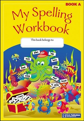 My-Spelling-Workbook-Book-A-Ages-5-6-116-9781863116978