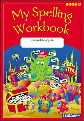 My Spelling Workbook B - Ages 6-7