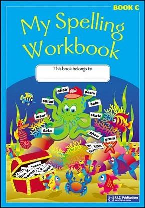My Spelling Workbook C - Ages 7-8