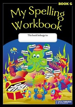 My-Spelling-Workbook-Book-G-Ages-11-1167-9781863117654