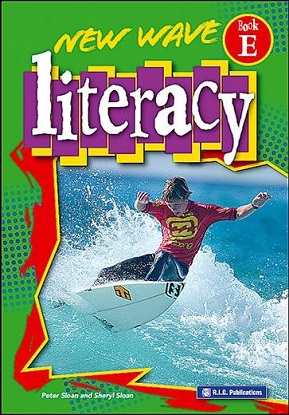 New Wave Literacy: Book E - Ages 9-10