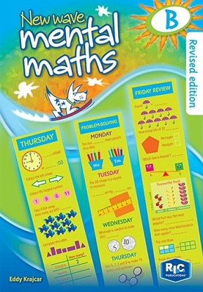 New Wave Mental Maths Book B Year 2