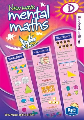 New Wave Mental Maths Book D Year 4