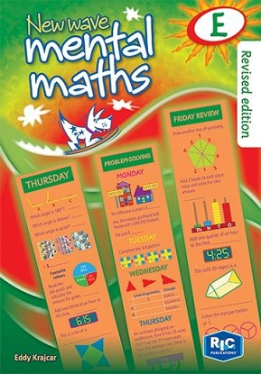 New Wave Mental Maths Book E Year 5
