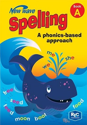 New Wave Spelling Book A