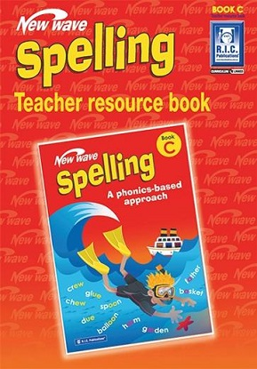 New Wave Spelling Teachers Guide Book C