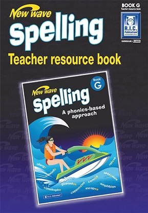 New Wave Spelling Teachers Guide Book G