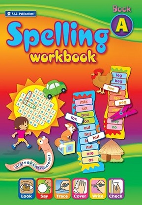 Spelling Workbook Book A