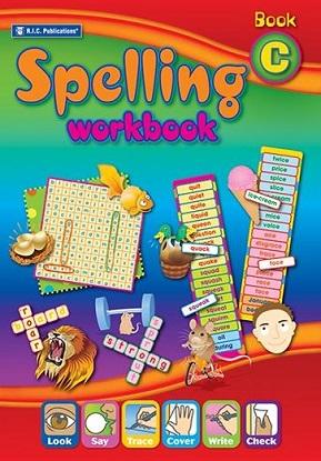 Spelling Workbook Book C