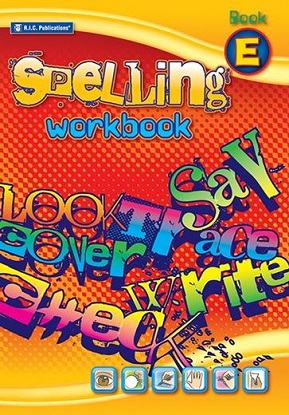 Spelling Workbook Book E