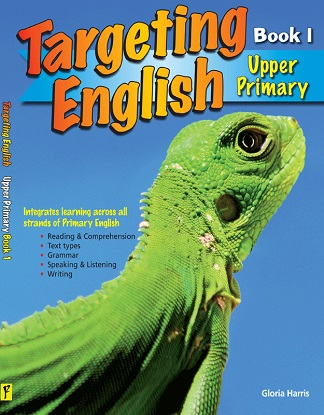 Targeting English:  Upper Primary Student Workbook Book 1