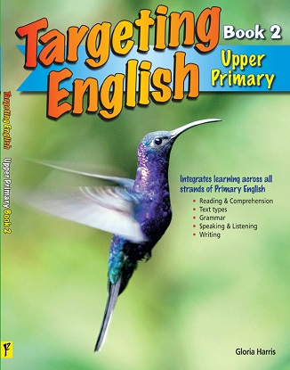 Targeting English:  Upper Primary Student Workbook Book 2