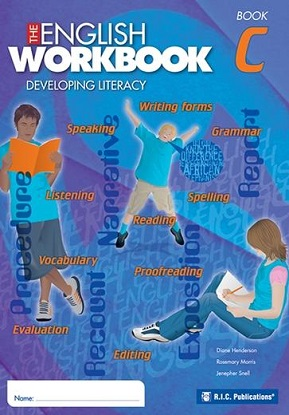 The English Workbook Book C - Ages 8-9