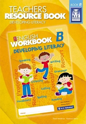 The English Workbook Teachers Guide Book B - Ages 7-8