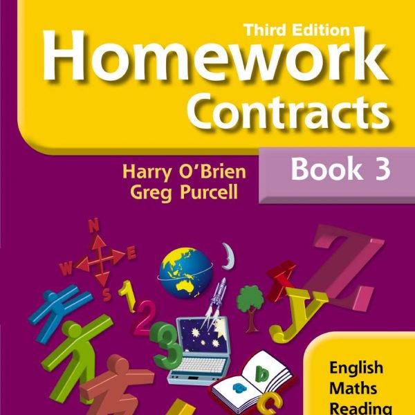 Homework Contracts Book 3 3e