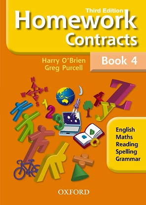 Homework Contracts Book 4 3e