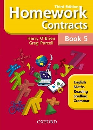 Homework Contracts Book 5 3e