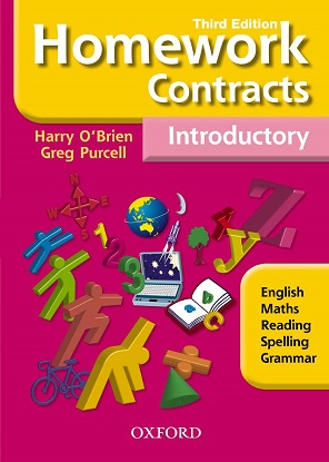 Homework Contracts Introductory 3e