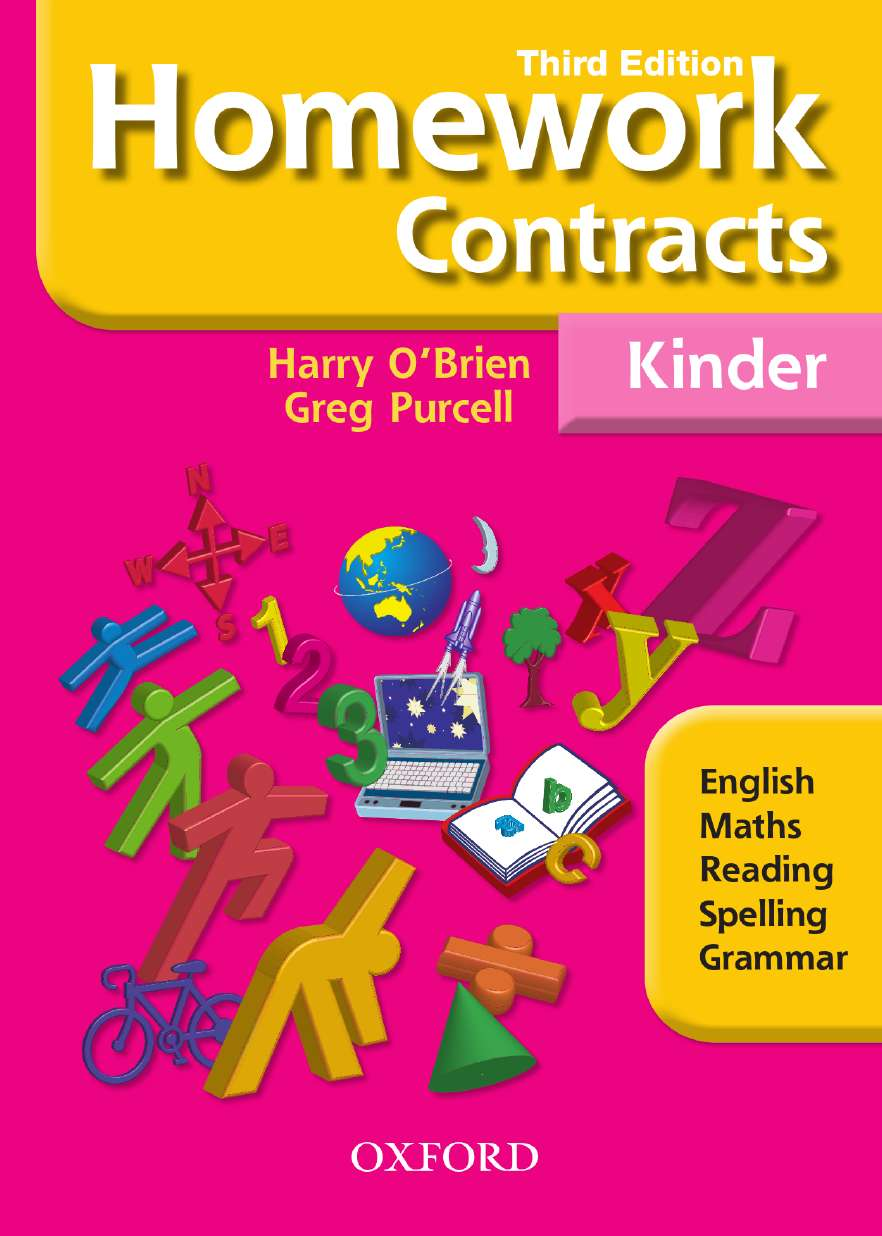 homework-contracts-kinder-nsw-9780195555998