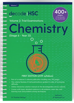Decode HSC Chemistry Volume 2 Trial Exams