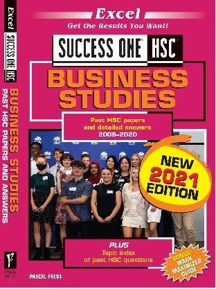 Excel Success One:  HSC Business Studies - 2021 Edition