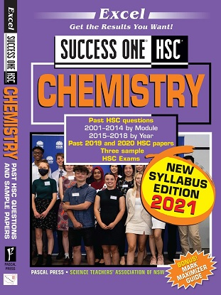 Excel Success One:  HSC Chemistry - 2021 Edition