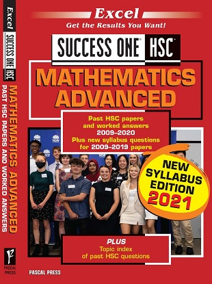 Excel Success One:  HSC Mathematics Advanced - 2021 Edition