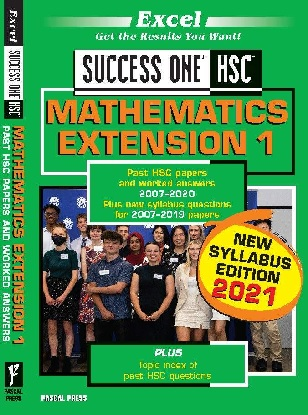 Excel-Success-One-HSC-Mathematics-Extension-1-2021-Edition-9781741256277