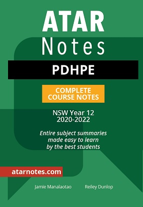 AtarNotes-PDHPE-Complete-Course-Notes-NSW-Year-12-2021-2022-9781922394057
