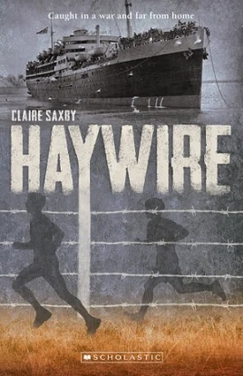 Haywire - Australia's Second World War