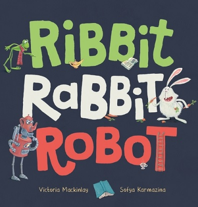 Ribbit Rabbit Robot