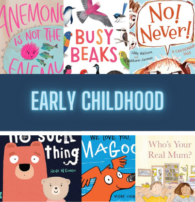 SET - CBCA Book of the Year: Early Childhood 2021