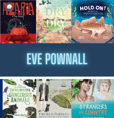 SET - CBCA Book of the Year: Eve Pownall Award 2021