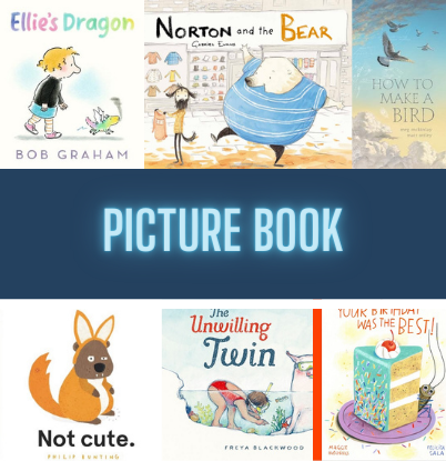 SET – CBCA Book of the Year: Picture Book 2021