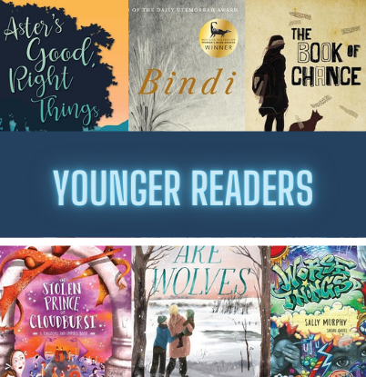 SET - CBCA Book of the Year: Younger Readers 2021