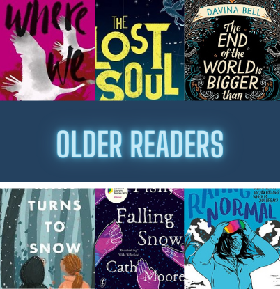 SET – CBCA Book of the Year: Older Readers 2021