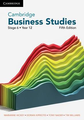 Cambridge Business Studies:  Year 12 5/e [Text + Interactive CambridgeGO]