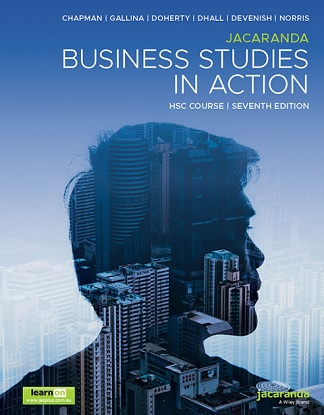 Business Studies in Action:  HSC Course 7/e [Text + LearnON]