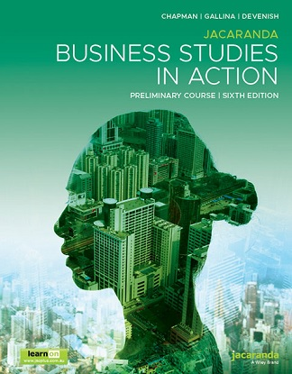 Business Studies in Action:  Preliminary Course 6/e [Text + LearnON]